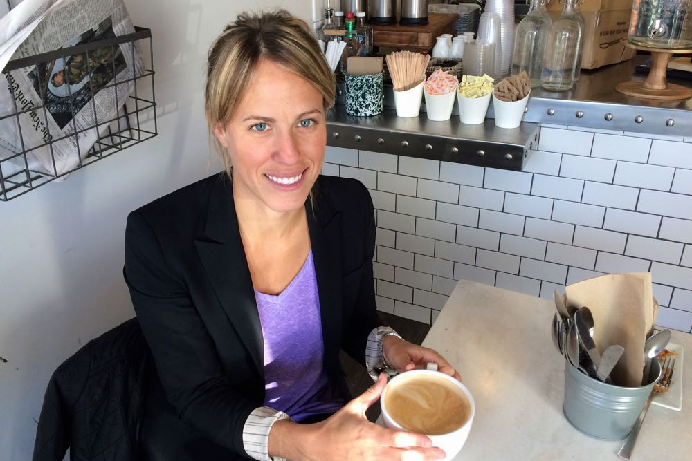 Coffee With Becky Miller, co-founder of Tinyhood - (cool) progeny
