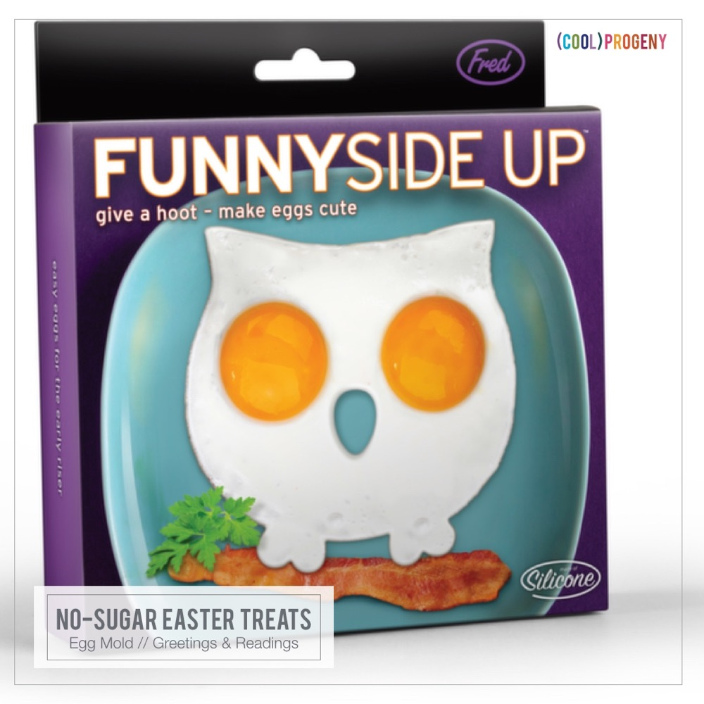 Easter Treats Without the Sweet: Egg Mold, Greetings & Readings