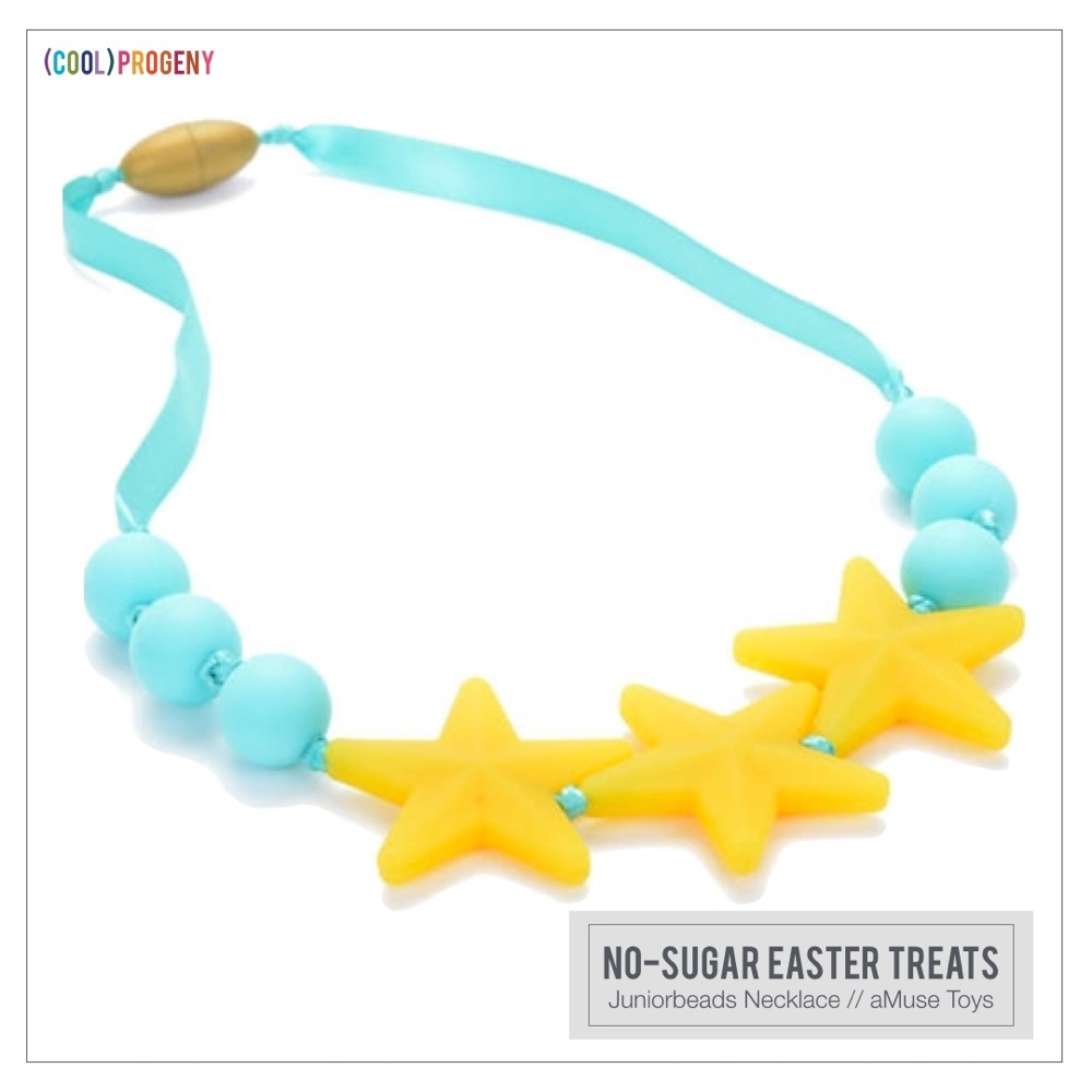 Easter Treats Without the Sweet: Juniorbeads Boardwalk Necklace, aMuse Toys