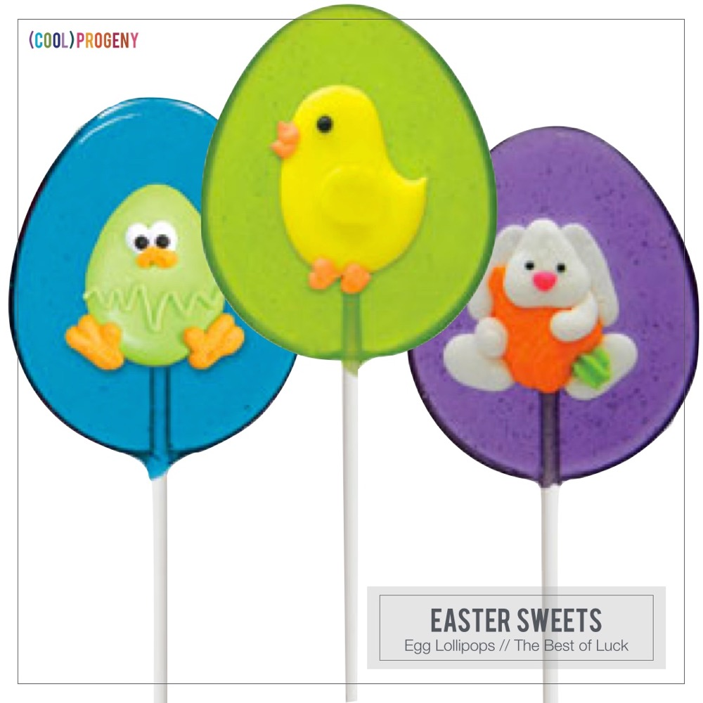 Easter Sweets: The Best of Luck #CoolProgeny #CoolPicks #Baltimore