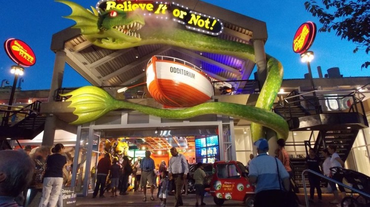 Stay + Play! Baltimore Spring Staycation: Ripley's Believe It or Not!