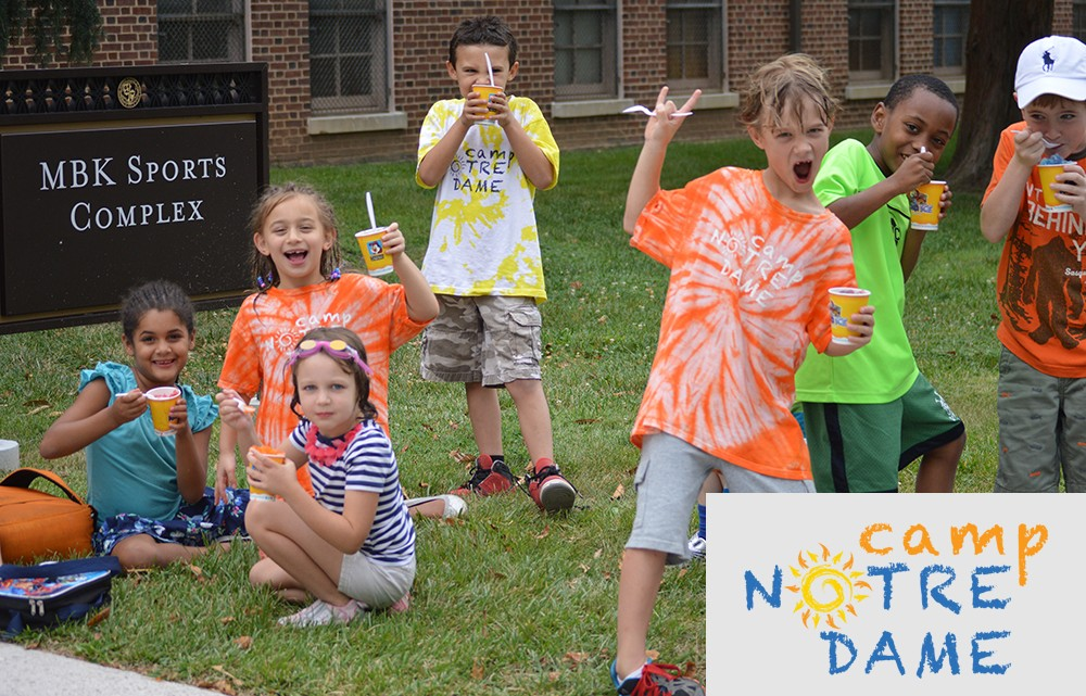 baltimore summer camps guide: camp notre dame - (cool) progeny