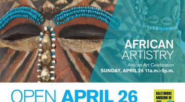 African Art Celebration at the Baltimore Museum of Art