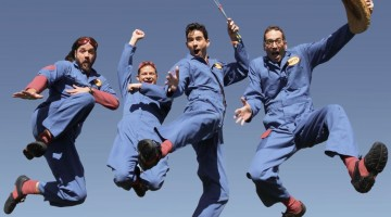 The Imagination Movers are headed to the Maryland Zoo! - (cool) progeny
