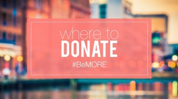 Where to Donate in Baltimore - (cool) progeny
