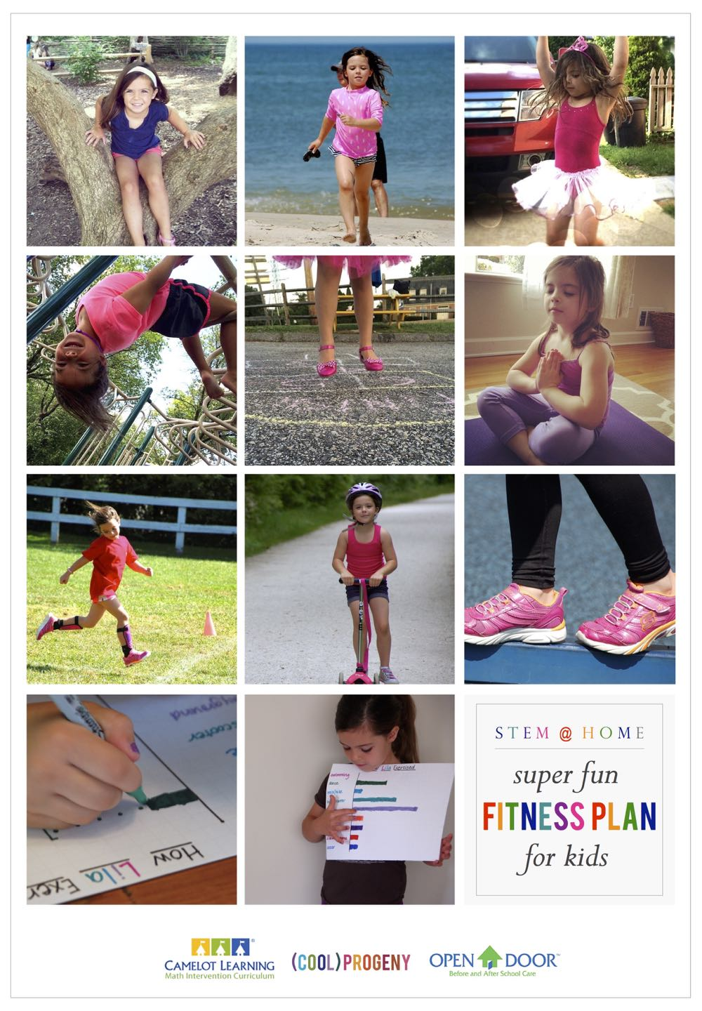 STEM @ HOME: Fun Fitness Plan for Kids! - (cool) progeny
