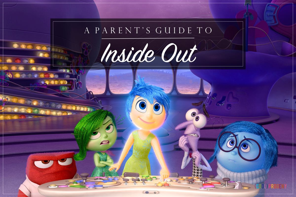 A Parents Guide to Inside Out - (cool) progeny