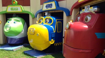 Chuggington: A Traintastic Adventure at the B&O Railroad Museum - (cool) progeny #giveaway