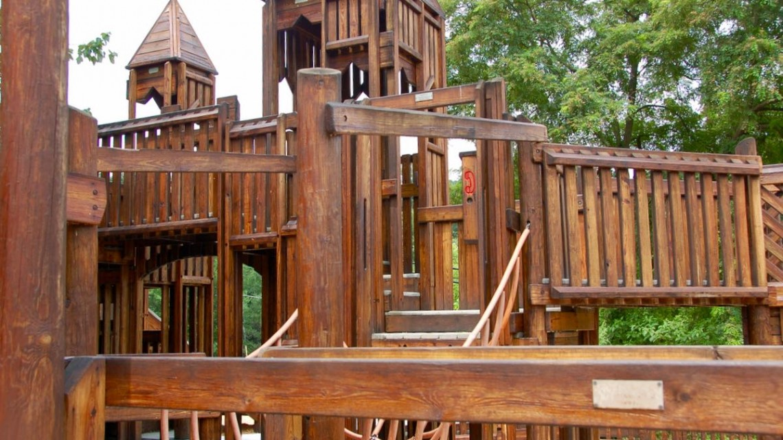Our Favorite Baltimore Playgrounds - (cool) progeny