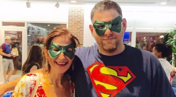 (cool) progeny superhero social to benefit Little Lion Challenge