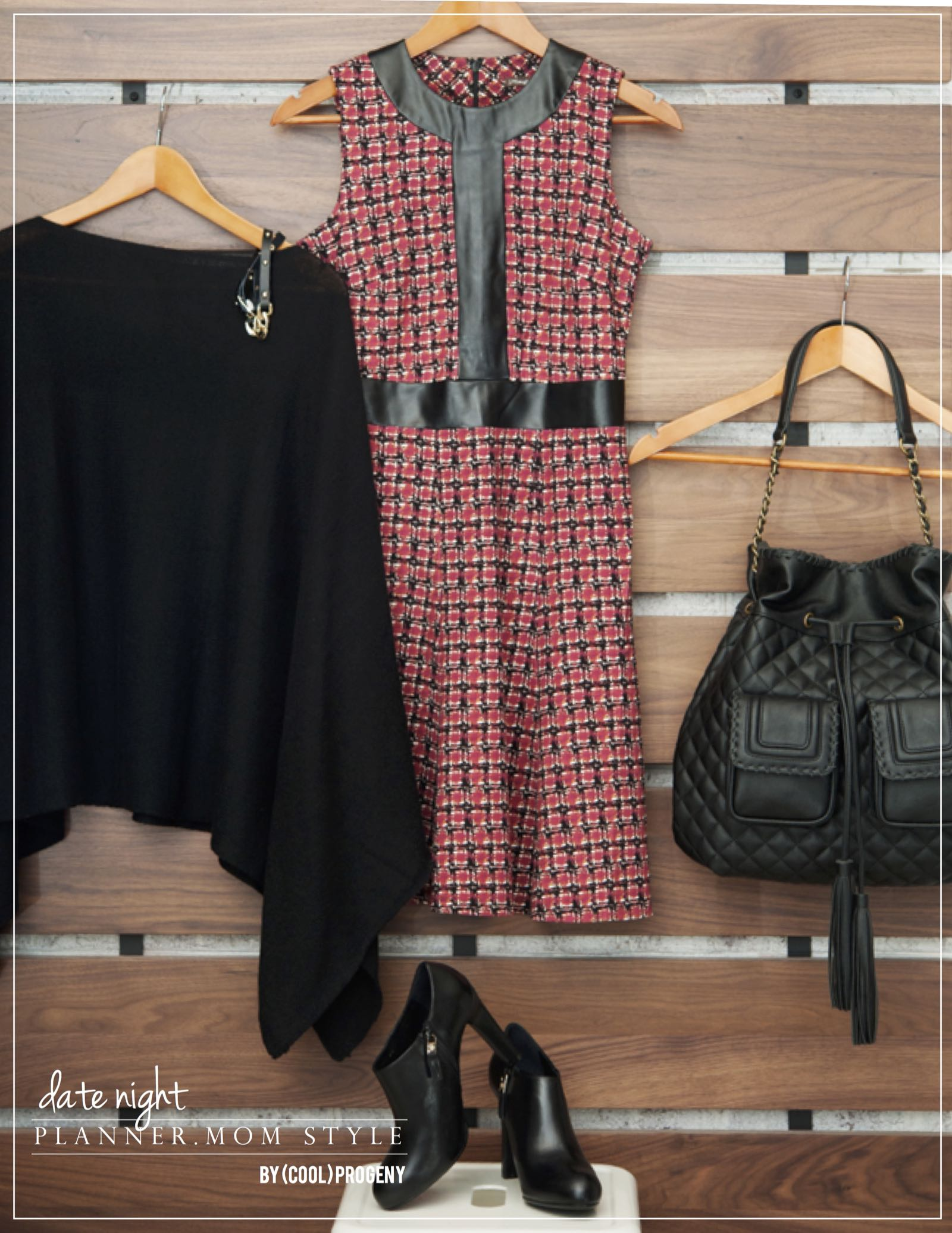fall style mom planner edition - date night