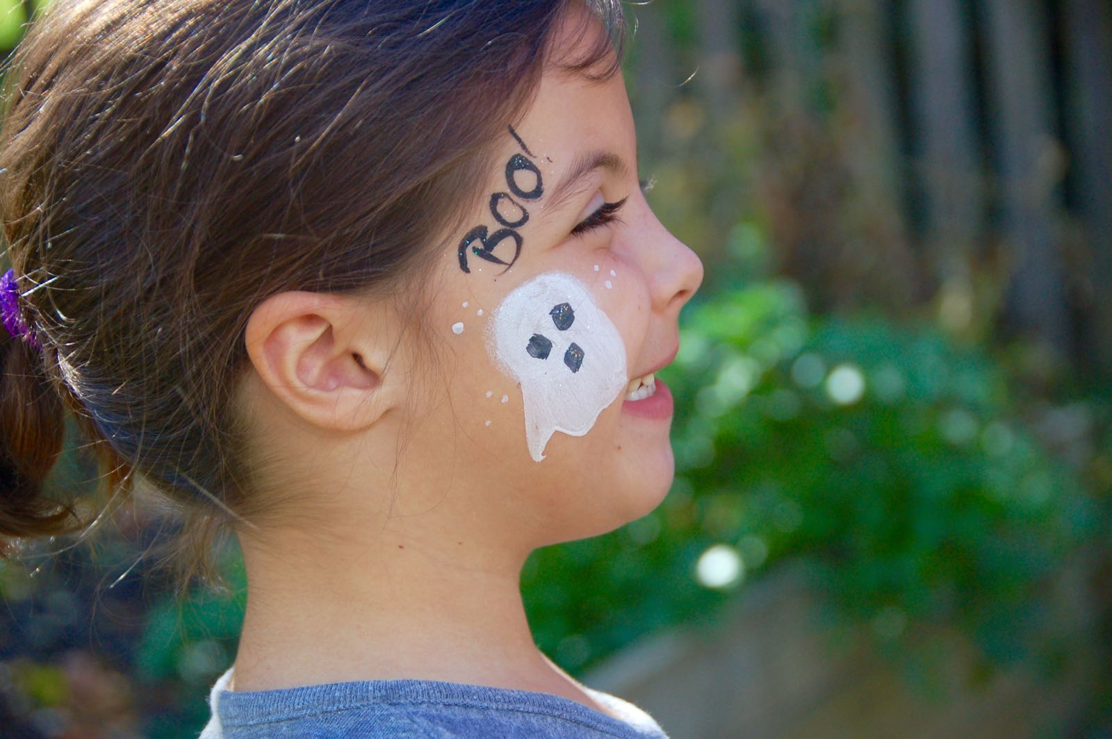 Easy halloween face paint ideas cool progeny for Small painting ideas