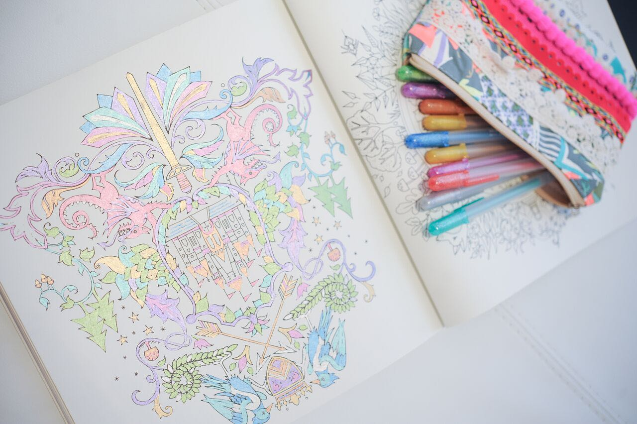 Adult Coloring: The New Meditation? - (cool) progeny