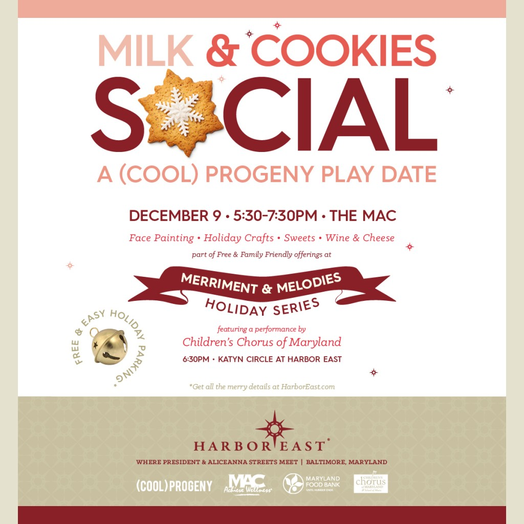 Milk and Cookies Social 2015 - (cool) progeny