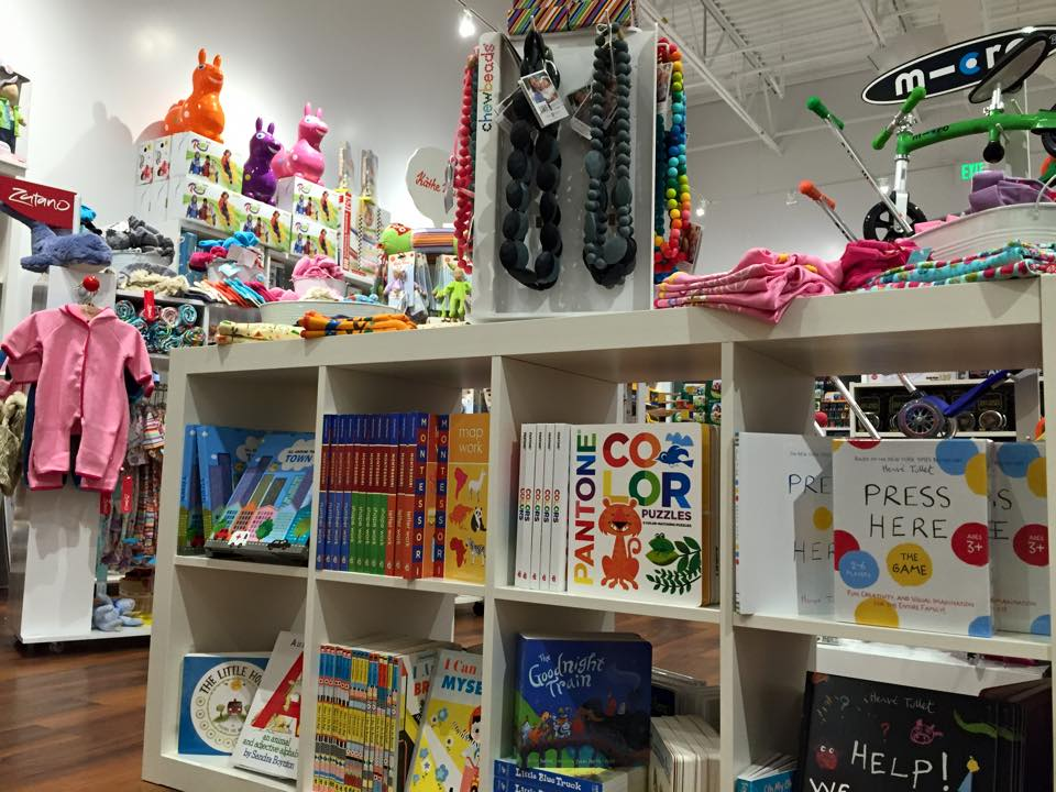 Neighborhood Toy Store Day at aMuse - (cool) progeny