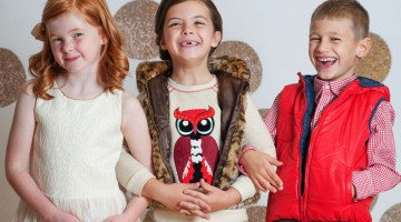 (cool) kid style: charmed holiday edition - (cool) progeny