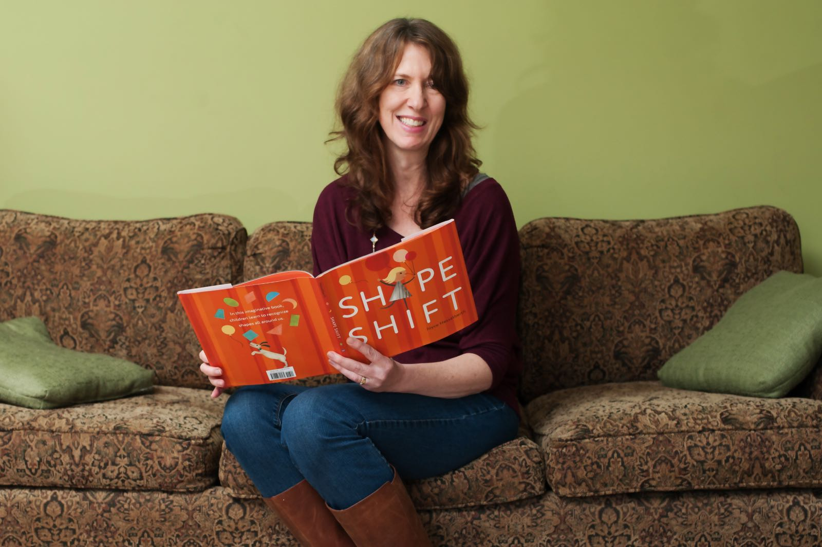 Shape Shift - All about the book by Joyce Hesselberth + a fun craft! - (cool) progeny
