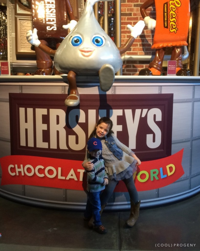 48 Hour Edventure: Wintertime in Hershey with Kids! - (cool) progeny