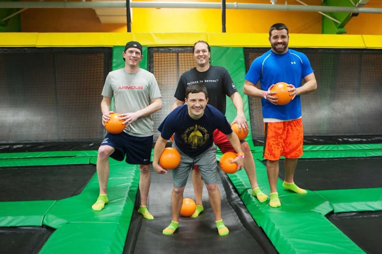 Trampoline Park Rockin Jump East Haven Fundraiser Event