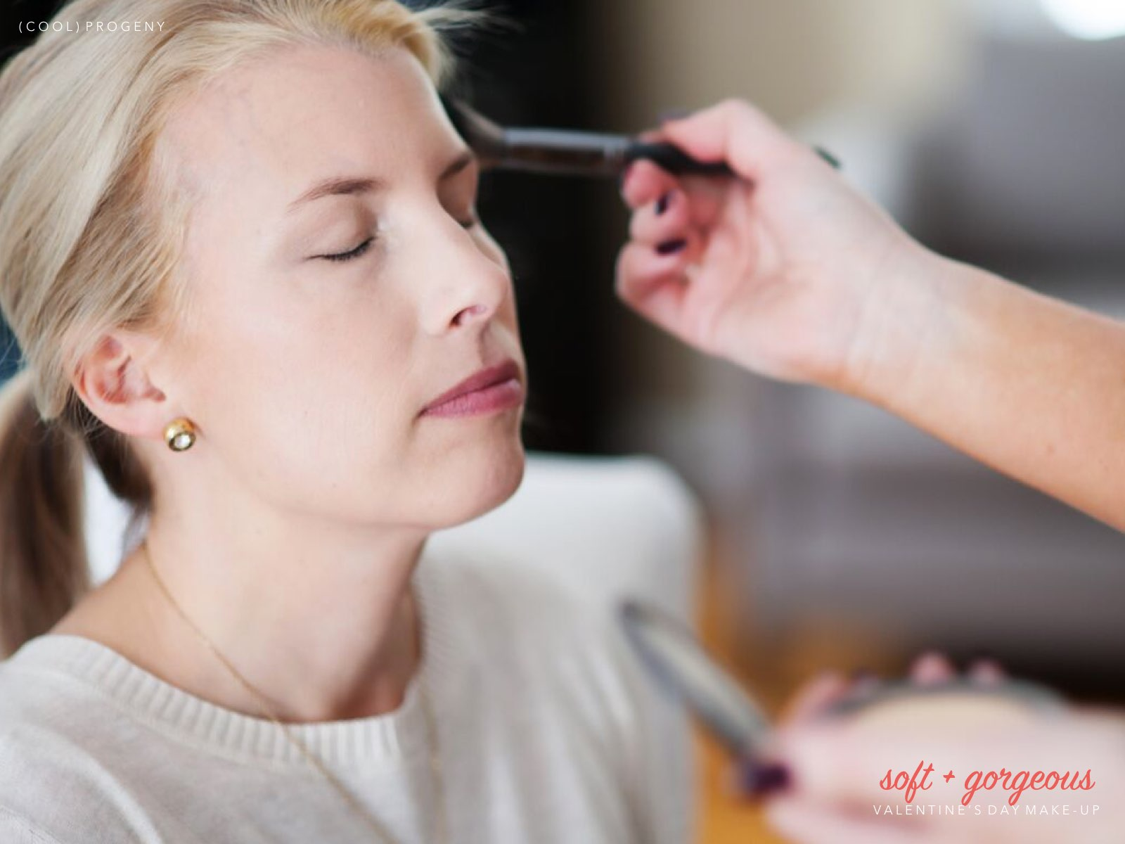 soft and gorgeous valentine's day make-up - (cool) progeny