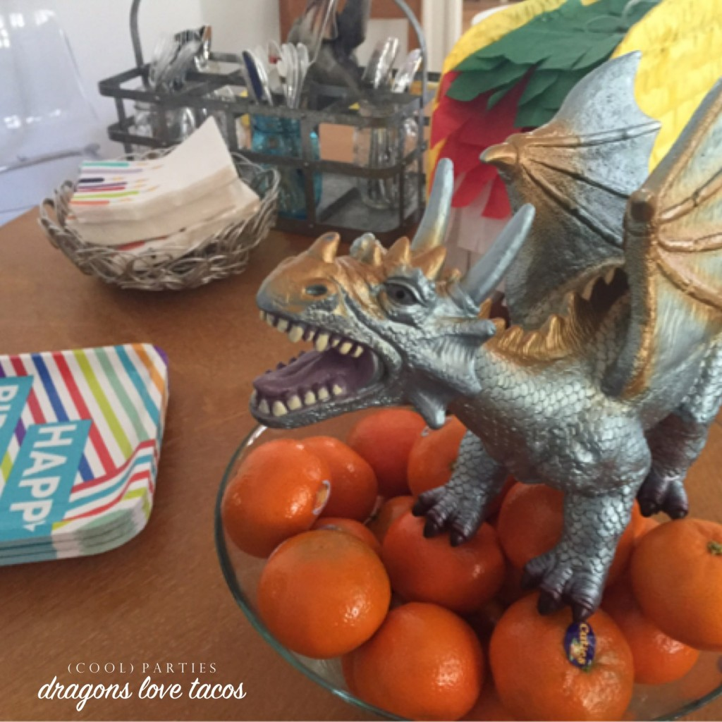 (cool) parties: dragons love tacos - (cool) progeny