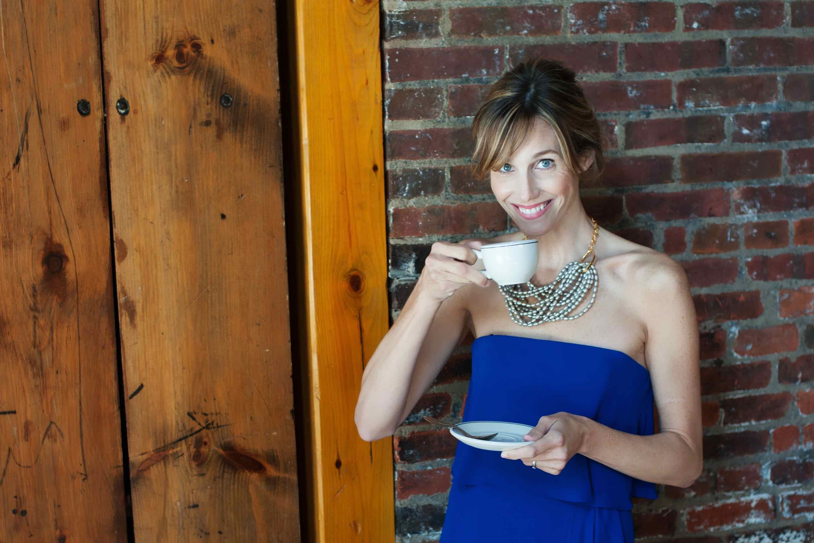 coffee with amy gjerde - (cool) progeny