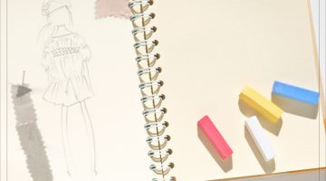 Fashion Design Camp at Wee Chic