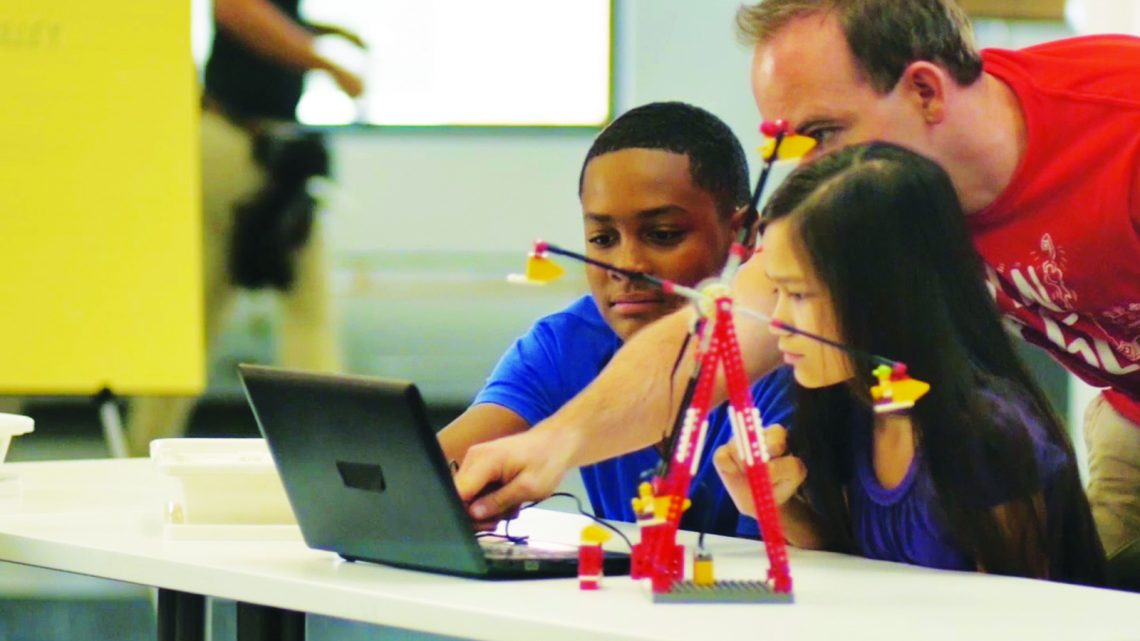 (cool) summer camps - STEM camps at Sylvan Learning Centers - (cool) progeny