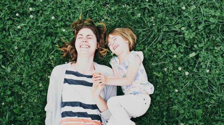 Becoming a More Mindful Mom - (cool) progeny