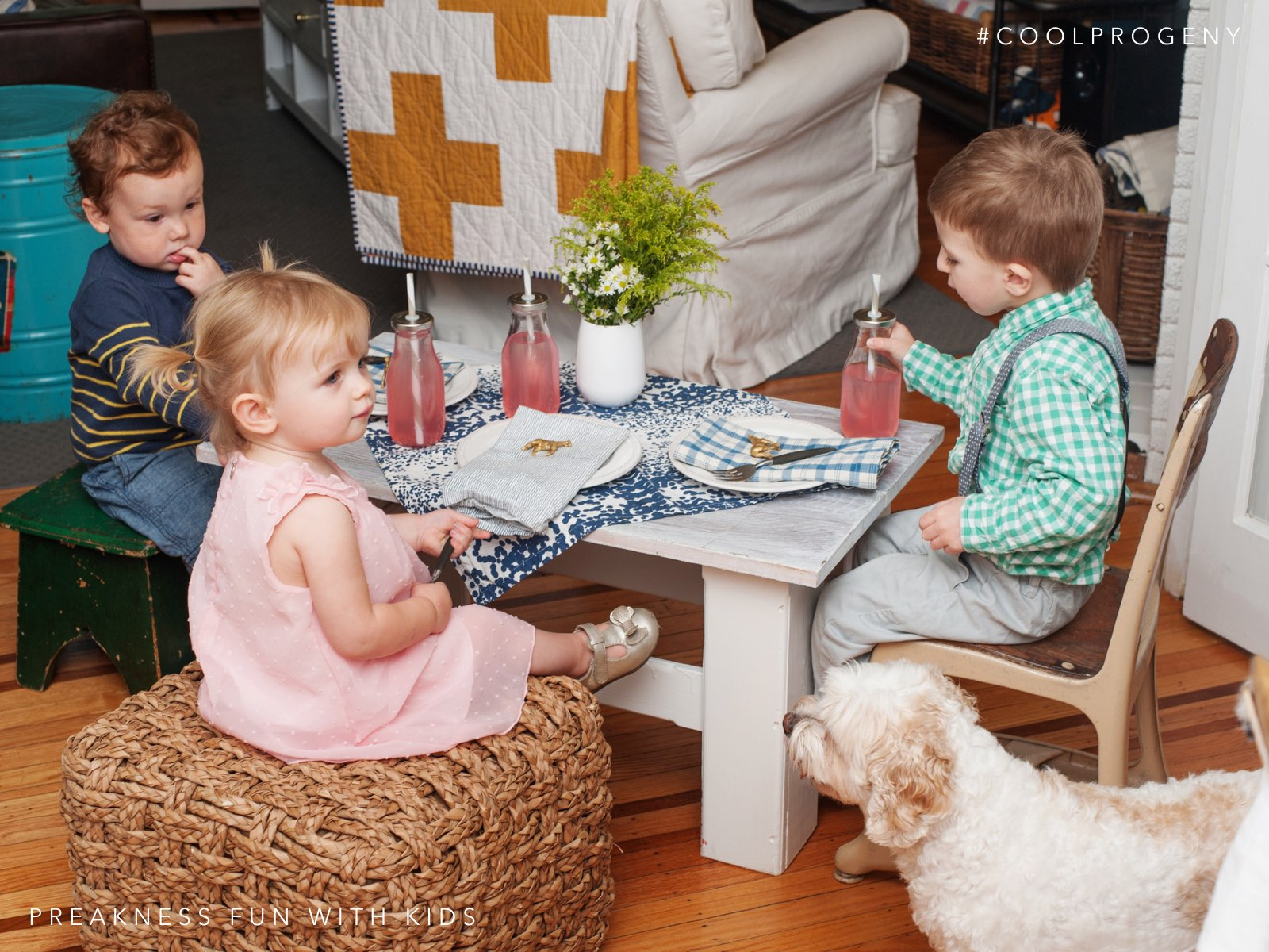 preakness party with kids! - (cool) progeny
