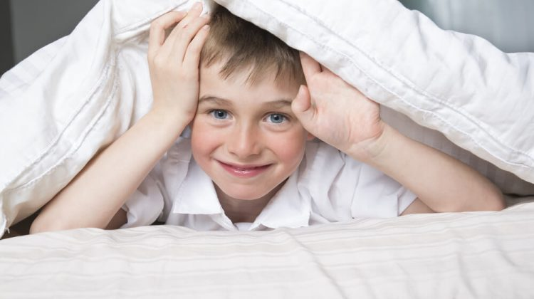 is your child getting enough sleep? - (cool) progeny