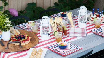 Cool + Casual 4th of July - (cool) progeny