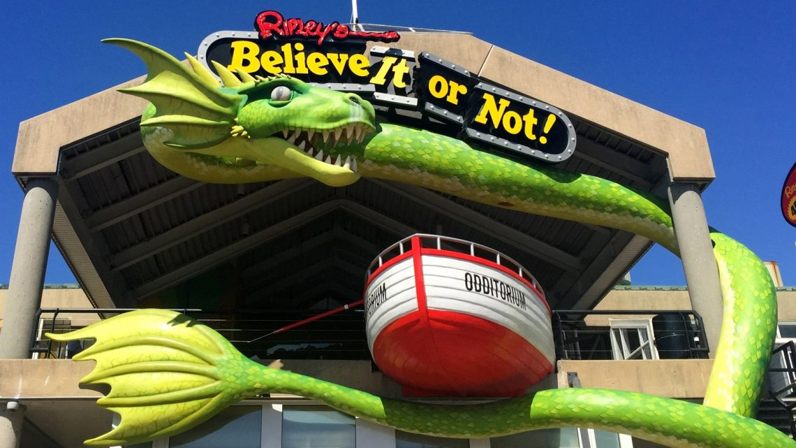 (cool) downtown family date night at ripley's believe it or not - (cool) progeny