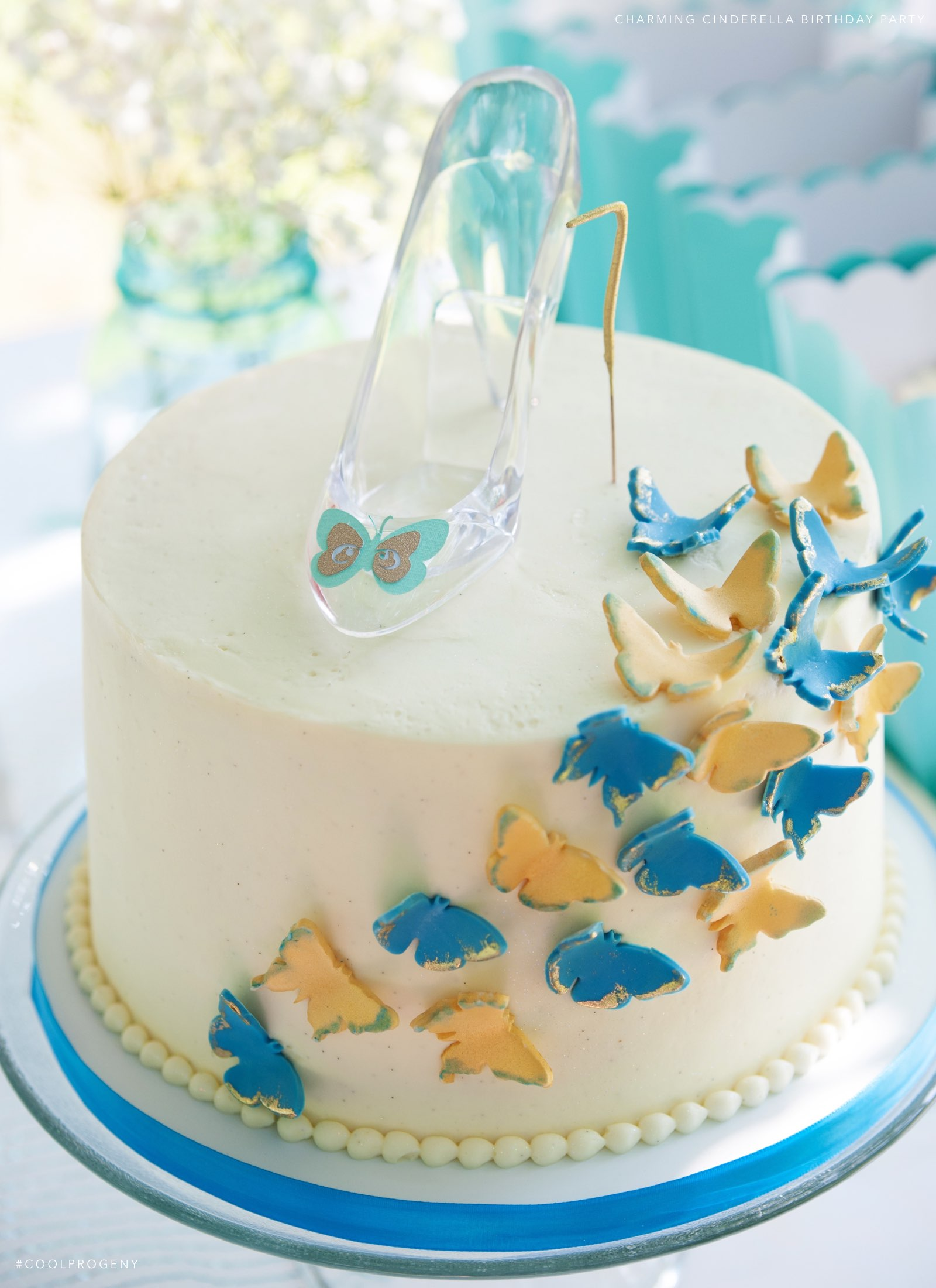 Charming Cinderella Birthday Party - (cool) progeny