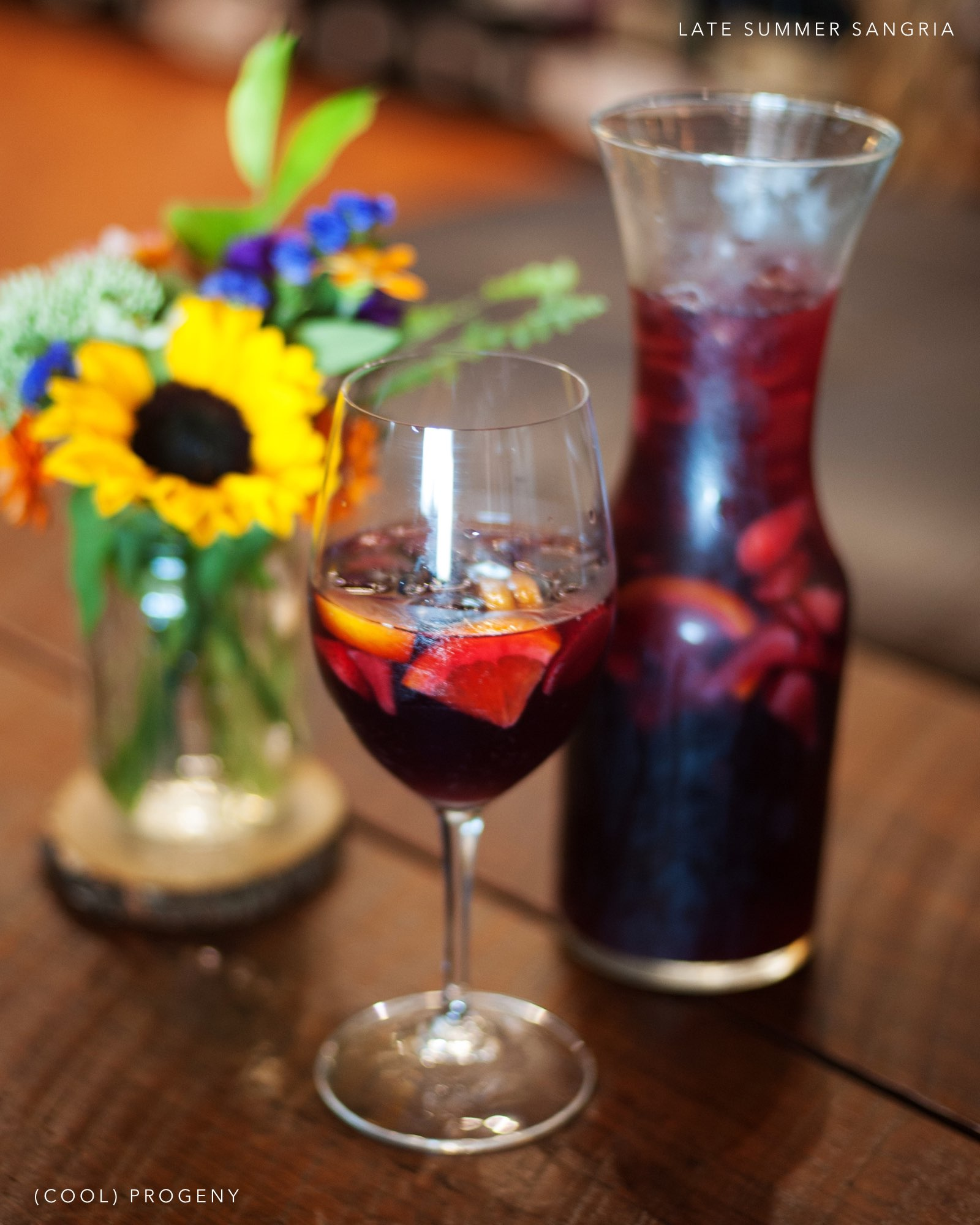 Late Summer Sangria