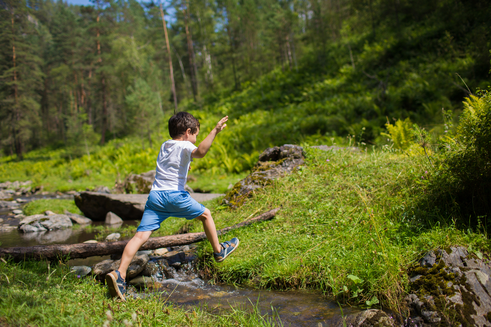 Stream Hikes for Kids in Baltimore - (cool) progeny