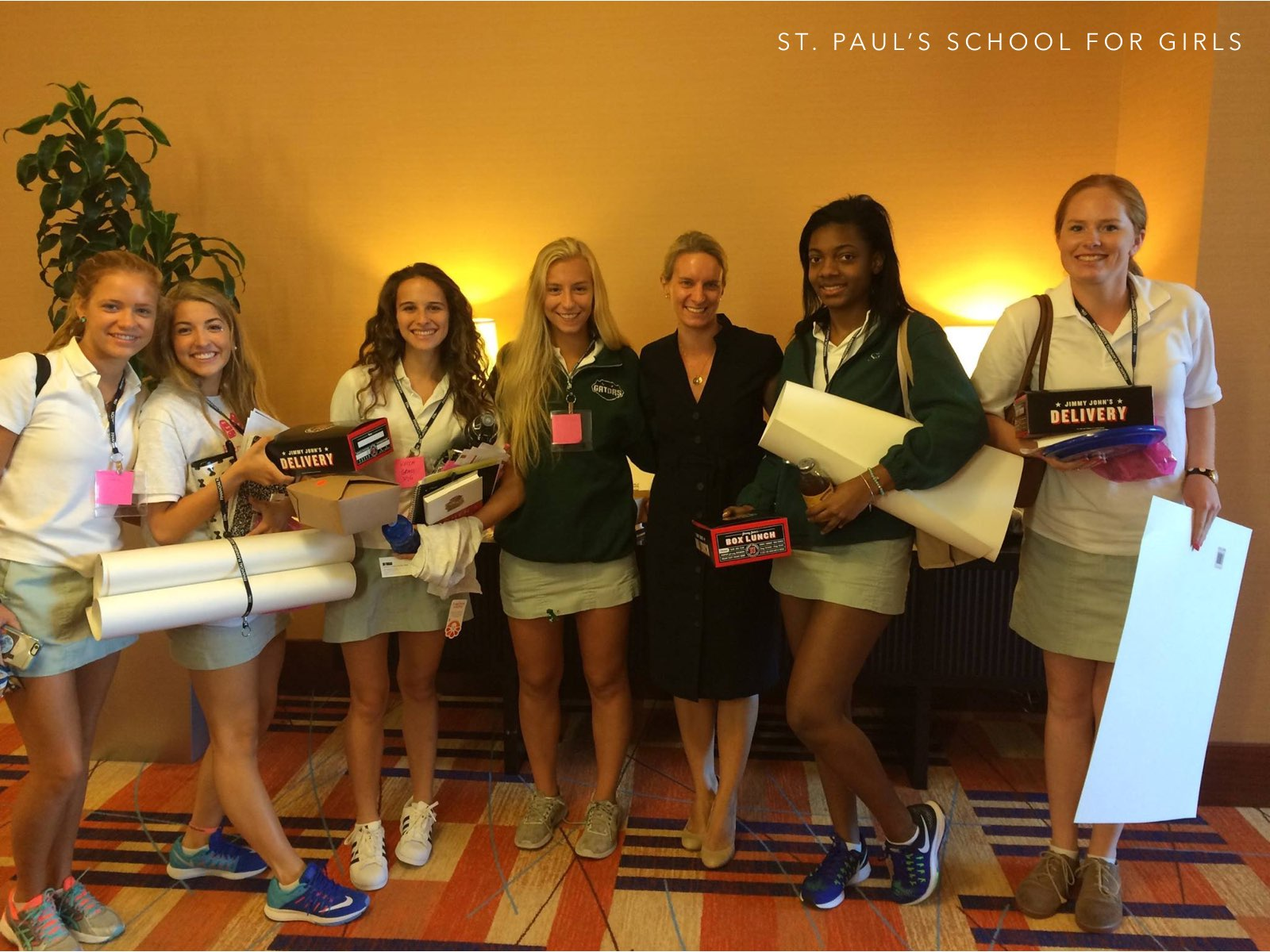 s(cool) stories - st. paul's school for girls - (cool) progeny