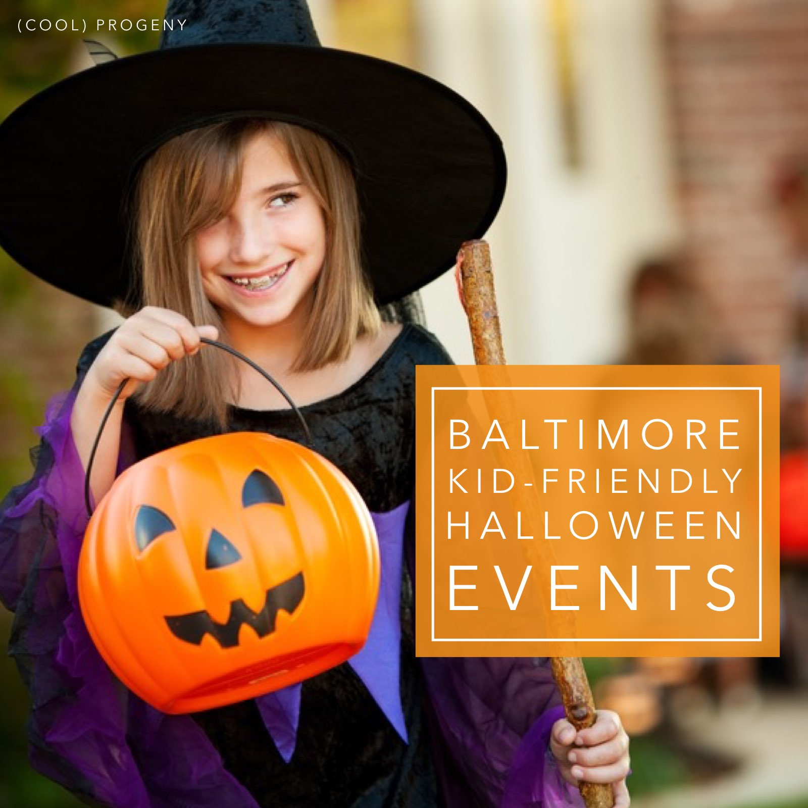 kid-friendly halloween events in baltimore - (cool) progeny