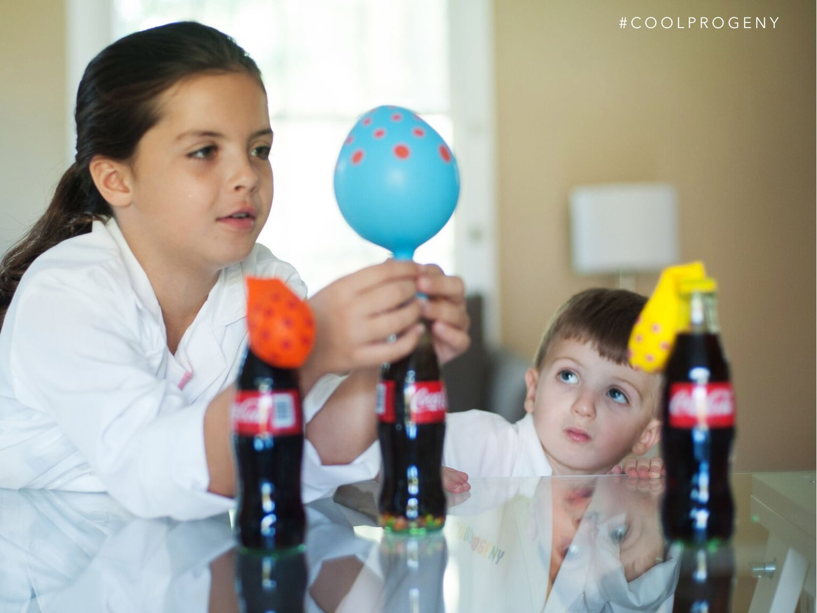 Can You Inflate a Balloon with Candy? - Candy Science Experiments for Kids - (cool) progeny