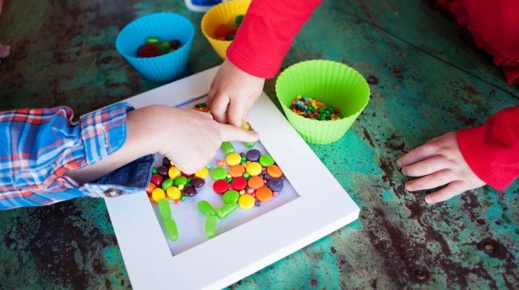 Kid Craft - Candy Mosaics - (cool) progeny