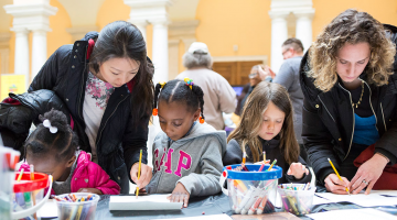 Fall Family Festivals at The Walters Art Museum - (cool) progeny