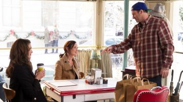 Gilmore Girls and Free Coffee - (cool) progeny