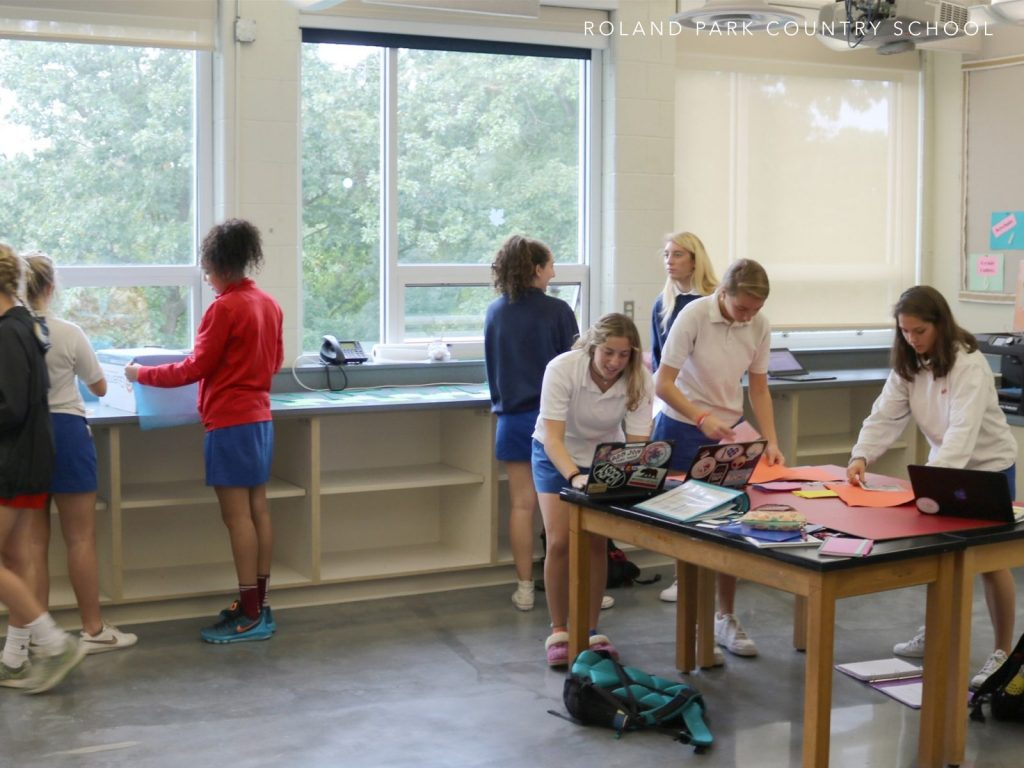 s(cool) stories - roland park country school