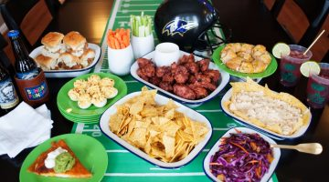 (cool) kid-friendly tailgate - (cool) progeny