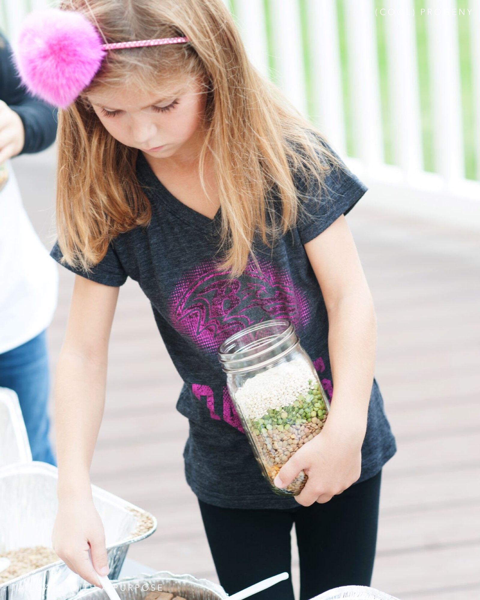 Tailgate with a Purpose: How to Make Soup Kits - (cool) progeny