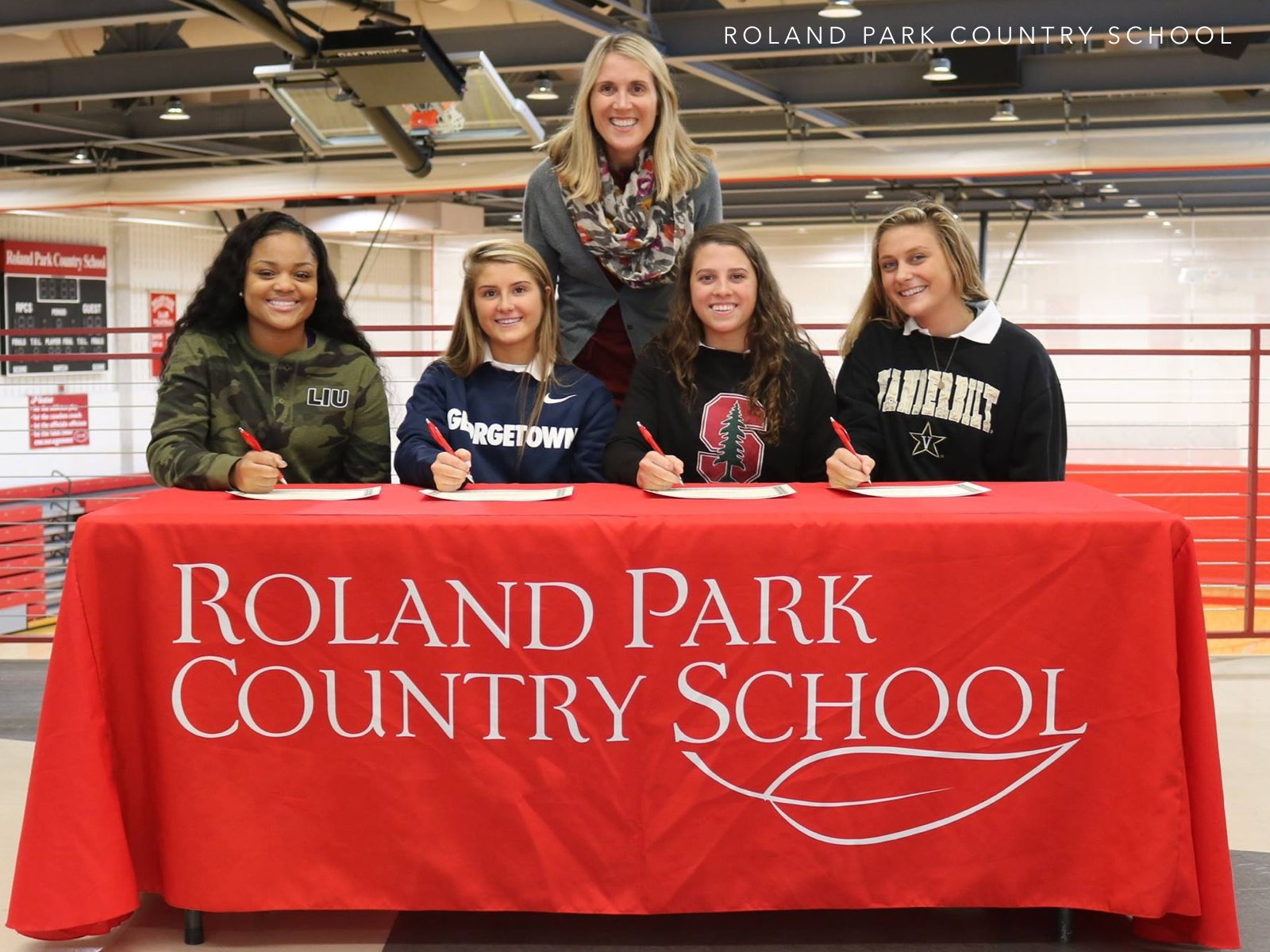 scool stories - roland park country school