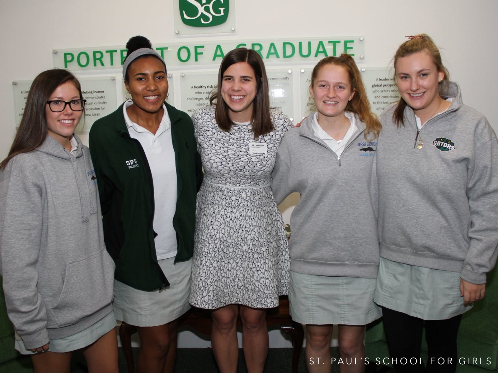 s(cool) stories: st. paul's school for girls - (cool) progeny