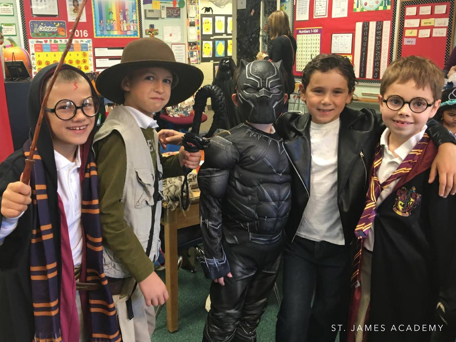 s(cool) stories - st. james academy