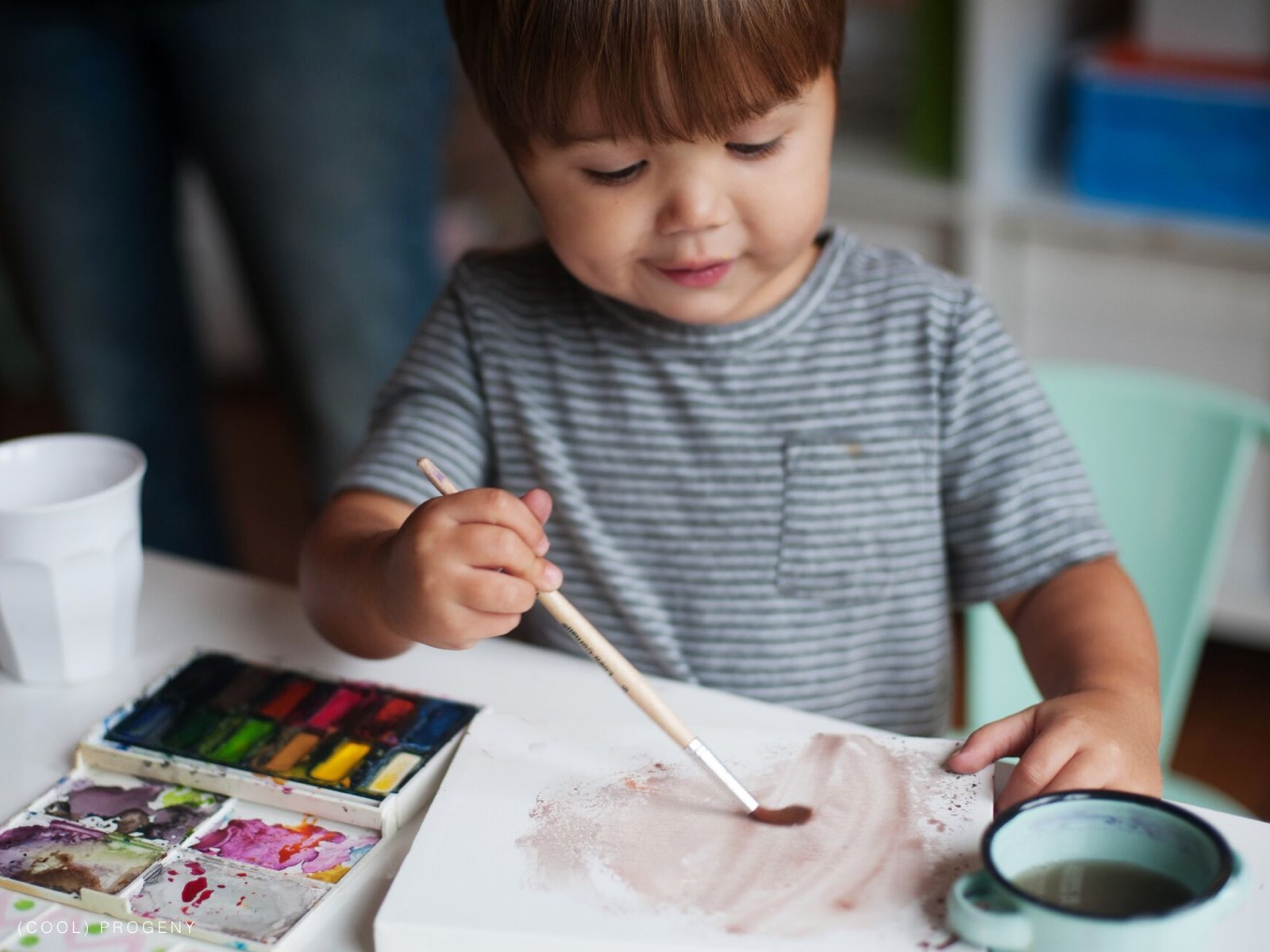 Thankful Memory Board - (cool) progeny