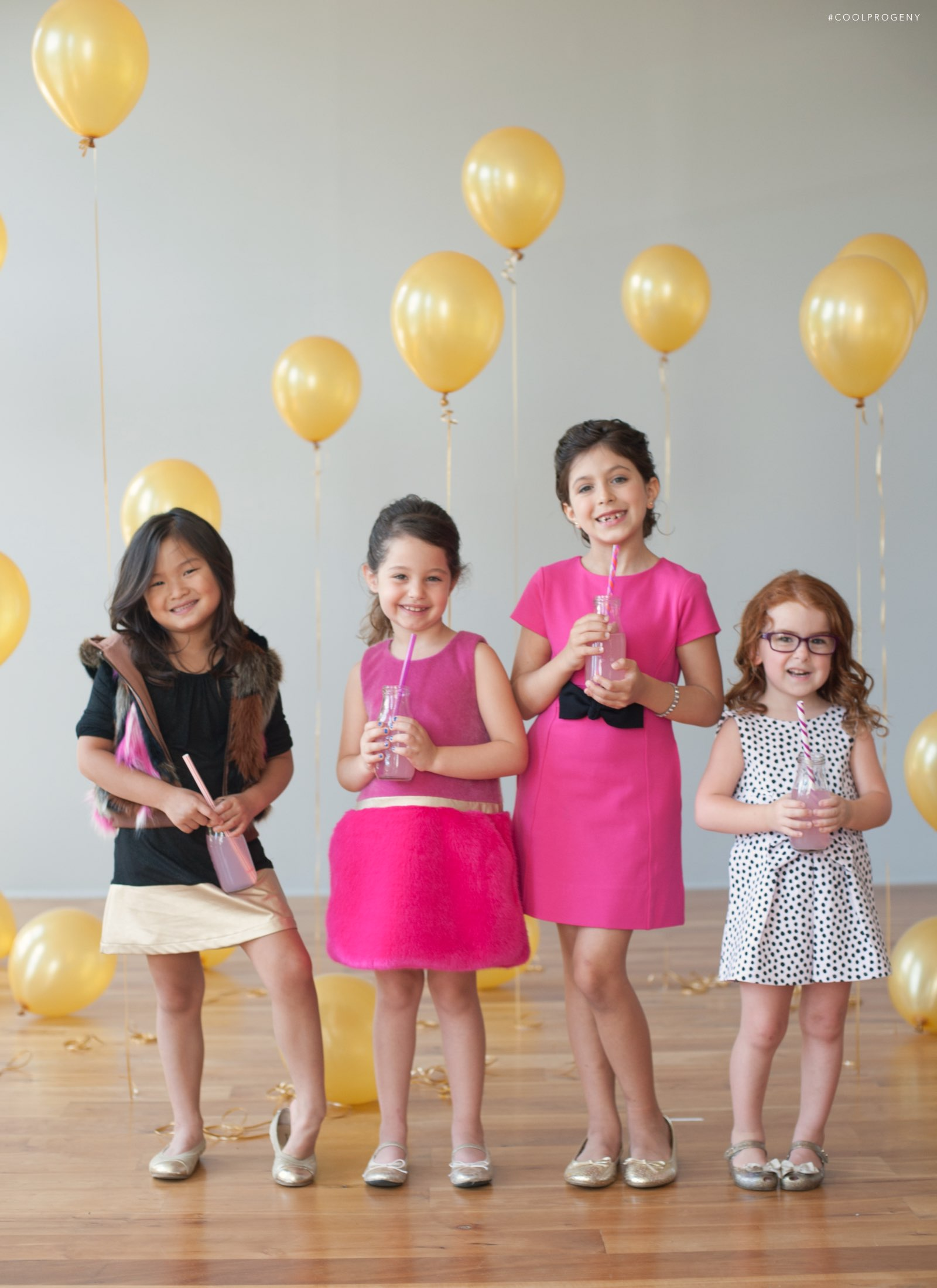 Kid-Friendly New Year's Noon Party - (cool) progeny
